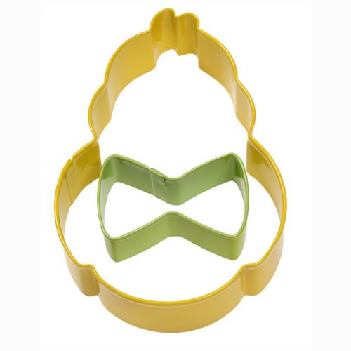 Duck & Bowtie Cookie Cutter Set, 2-Piece